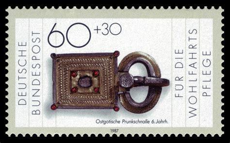 Blumen Die Im Mai Blühen 1787 by Briefmarken Jahrgang 1987 Der Deutschen Bundespost