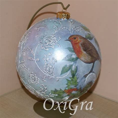 Decoupage Ornament - 17 best images about decoupage on