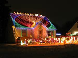 light decorations outdoor 7 creative uses of gutters roofs for decorating