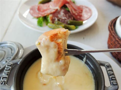 cheese fondue at home