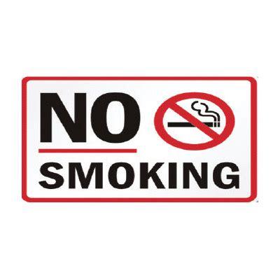 no smoking sign bunnings no smoking sign ecosmart warehouse