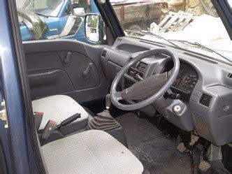 subaru sambar interior 1992 subaru sambar 4x4 vw style
