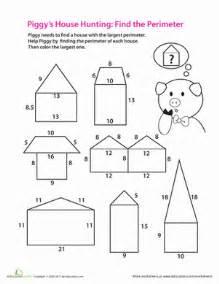 find the perimeter worksheet education com