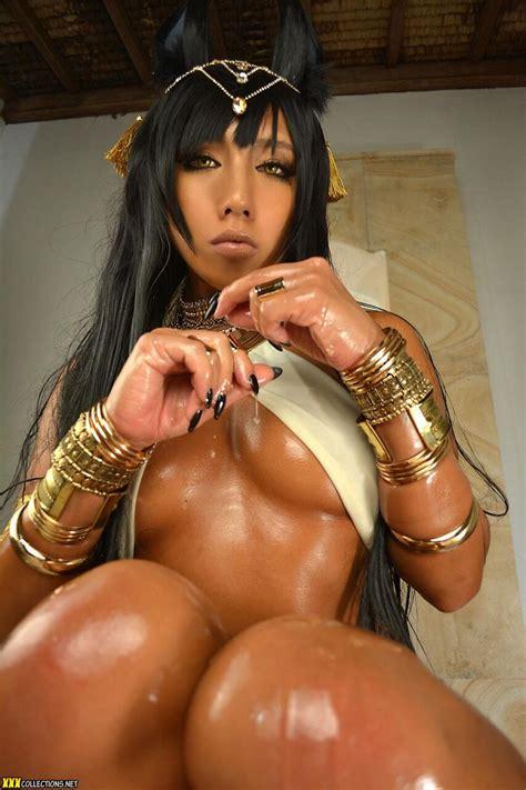 Nonsummerjack My God Anubis Picture Set Download