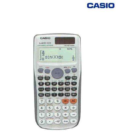Calculator Fx 3650 Casio Scientific casio scientific calculator fx 991es plus pack of 10 buy at best price in india snapdeal