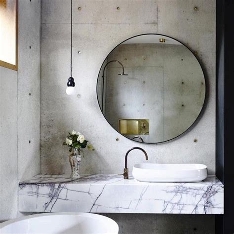 modern bathroom mirrors best 25 industrial bathroom mirrors ideas on