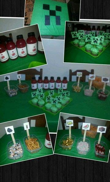 party themes minecraft pinterest discover and save creative ideas