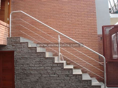 metal stair rails and banisters stair railings balusters handrails