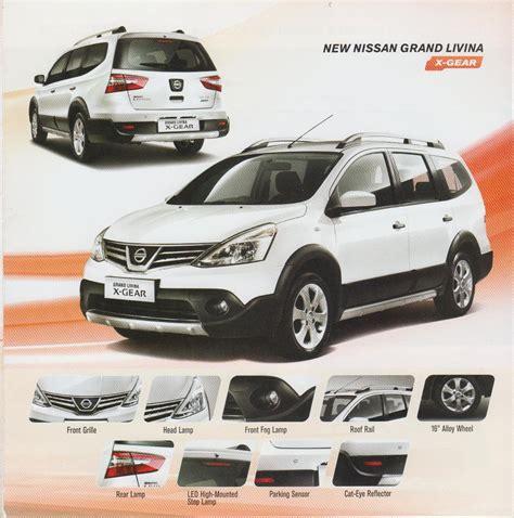 Alarm Nissan Grand Livina informasi promo harga kredit dealer mobil nissan jakarta