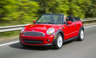 2014 Mini Cooper S Convertible Car And Driver