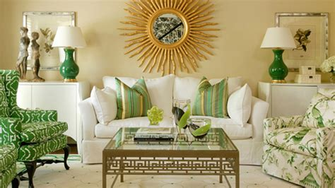 Green And White Living Room by 20 Wonderful White And Green Living Rooms Home Design Lover