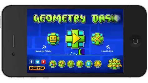 geometry dash full version iphone gratis geometry dash para iphone descargar geometry dash