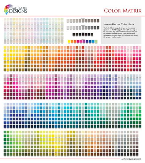 fabric pattern design software tools my fabric designs view product color matrix