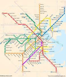 Mbta Map Red Line by Mbta Future Map 7 Flickr Photo Sharing