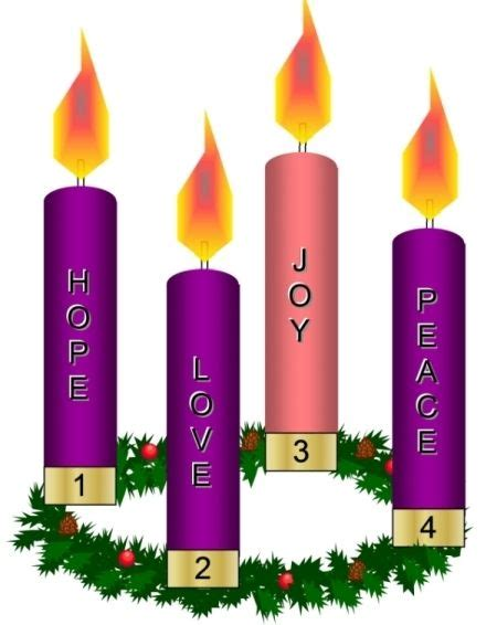 advent colors advent wreath a circle of evergreen branches decorated