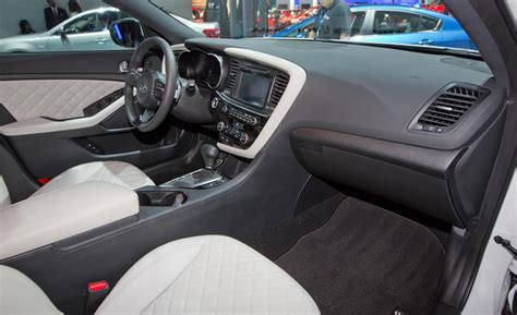 Kia Optima Sxl Interior Car And Driver