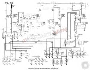 ford xf ute wiring diagram auto parts diagrams