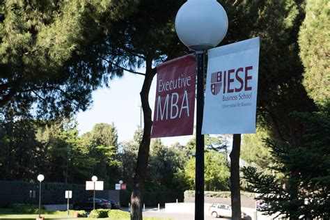 Iese Mba Location by Iese Cus Iese Business School Office Photo