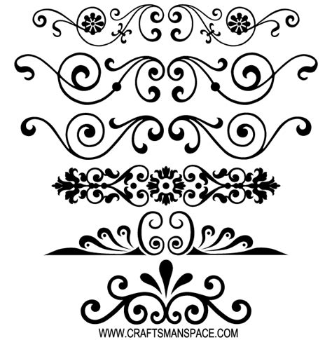 decorative ornaments free decorative ornaments vector files 365psd