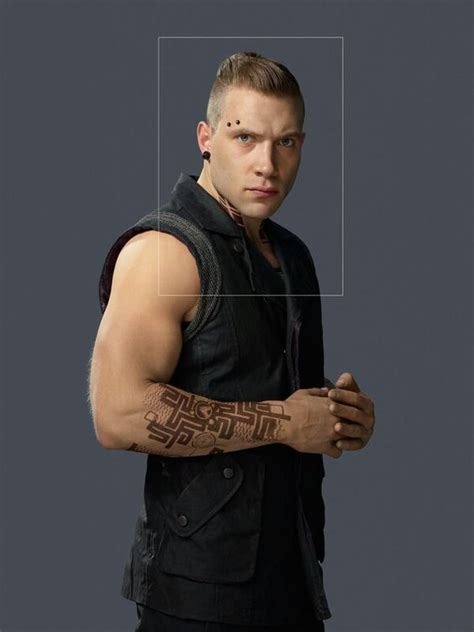 divergent eric cat monday jai courtney divergent series everything