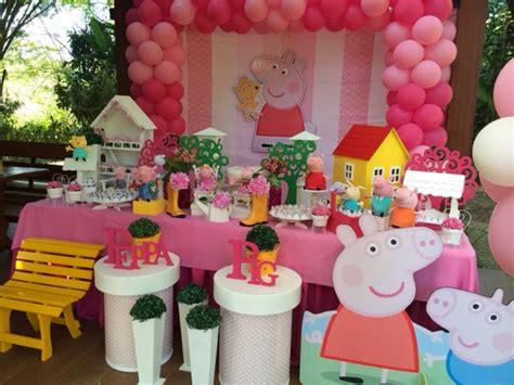 peppa pig decora 231 227 o festa infantil fotos e como preparar