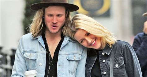 are ellie goulding and dougie poynter dating ok magazine ellie goulding and dougie poynter go pda mad on romantic