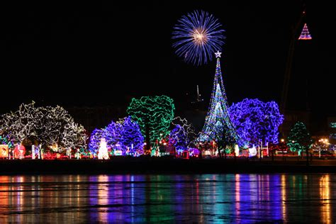 wi lights these 7 wisconsin cities are home to dazzling
