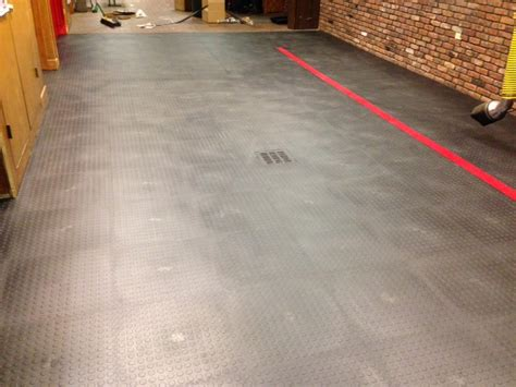 armortile protective coating  garage floor tiles