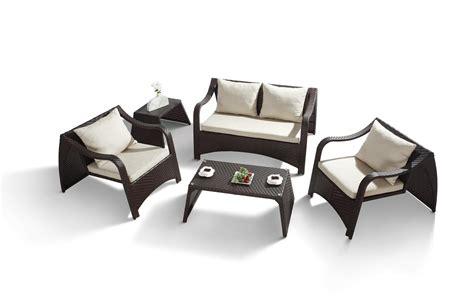Modern Outdoor Sofa Sets Modern Patio Sofa Set Vght H28s