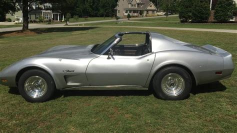 1975 Chevrolet Corvette Stingray L48 Coupe C3 T Top 5 7l Must See Call Now Classic Chevrolet For 7 500 Could This 1975 Corvette L48 Be Some Drastic Plastic