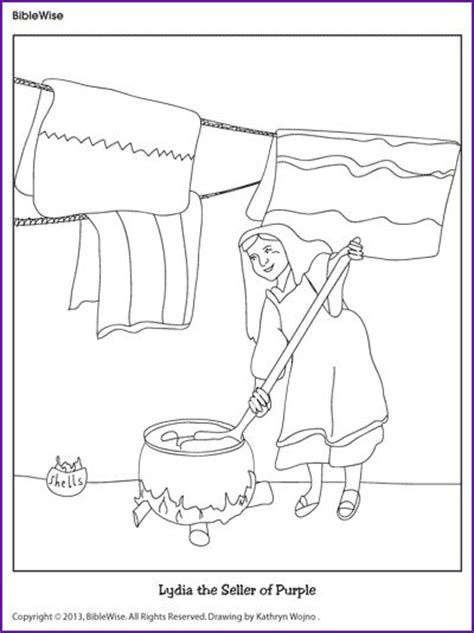 free bible coloring pages lydia 500 best images about sunday school ideas on
