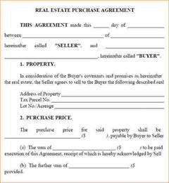 Purchase Agreement Template Real Estate by 8 Real Estate Purchase Contract Template Timeline Template