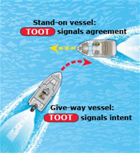 boat sound signals common sound signals al boat ed