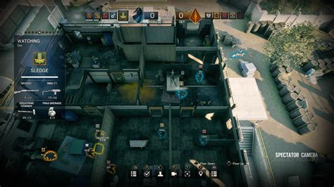 Mission Style House Plans by Rainbow Six Siege Review Tactical Esports Action
