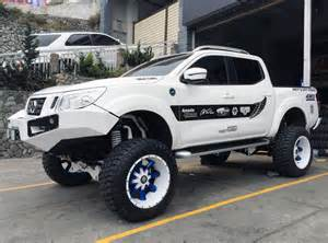 Nissan Frontier Modified Pictures This Modified Nissan Navara Will Make You Want A