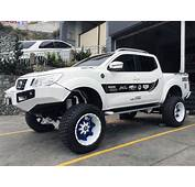 This Radically Modified Nissan Navara Will Make You Want A