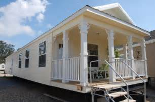 great calvin klein homes mobile home front porch