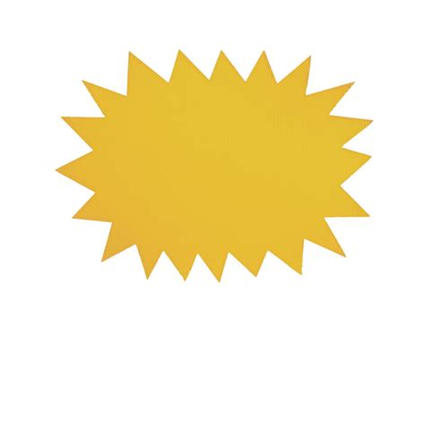printable starburst best starburst clipart 24537 clipartion com