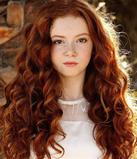actress with red curly hair francesca capaldi francesca capaldi pinterest