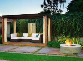 Simple outdoor patio decorations home designs project