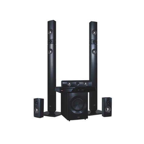 lg 1200 watt 5 1 channel 3d home theatre system