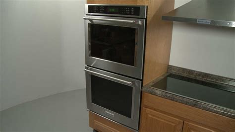 kitchenaid double wall oven disassembly model