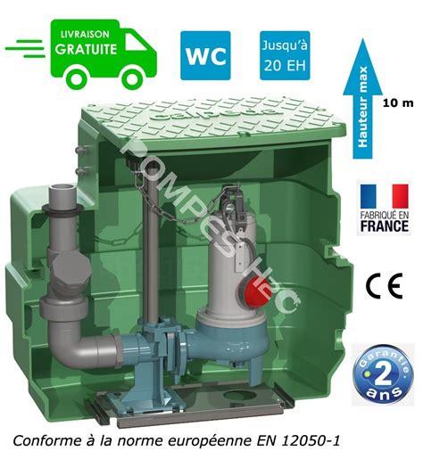Comment Fonctionne Une Fosse Septique 3671 by Station De Relevage Eaux Us 233 Es Avec Pompe En Fonte 224 Roue