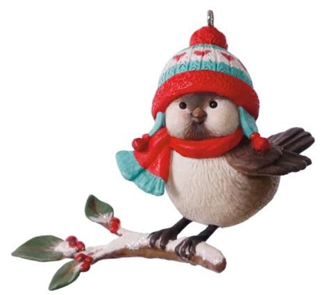 hallmark keepsake christmas ornaments 2017 cozy critters