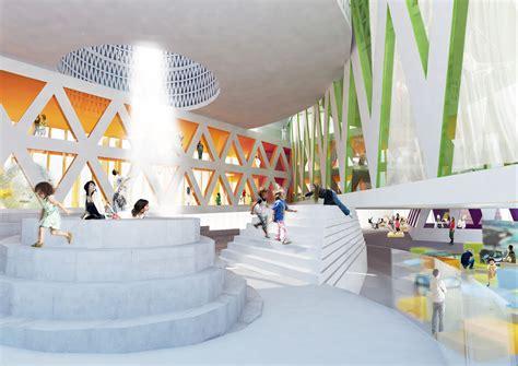 KU.BE by ADEPT/MVRDV: An Experimental Community Center