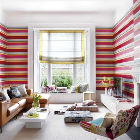 muster wohnzimmer wohnzimmer tapeten design geometrisch muster in gelb dekor