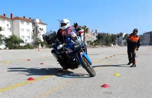 motosikletli jandarmaya ileri suerues egitimi son dakika