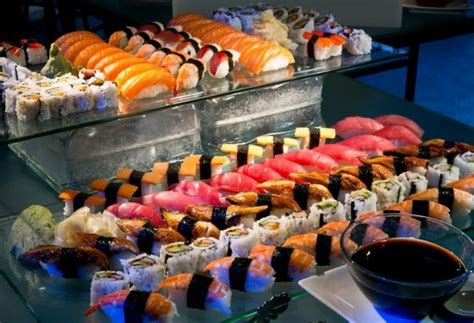 best 25 sushi buffet ideas on sushi buffet