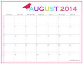 august 2014 calendar template august printable calendar 2017 printable calendar