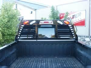 frontier truck gear 110 28 8009 hd headache rack ebay